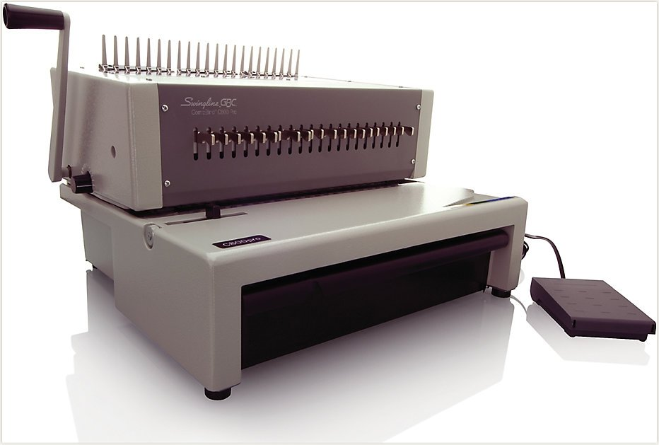 Comb Punching & Binding Equipment