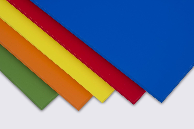 Vivid Colored Permanent Paper