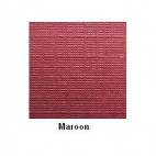Maroon Linen Covers