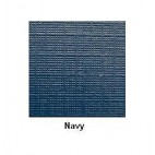 Navy Linen Covers